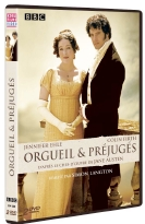 dvd orgueil et prejuges pride and prejudice colin firth