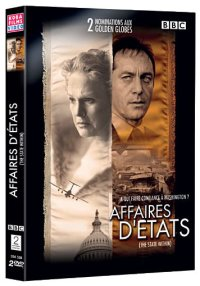 jaquette dvd cover Affaires d'états / The State Within