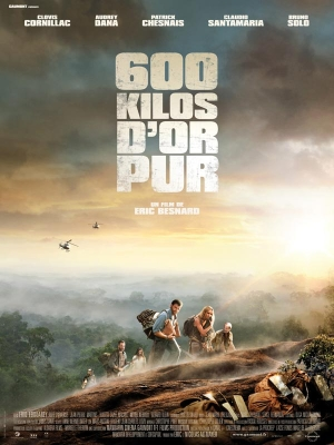 affiche film cinema 600 kilos d'or pur