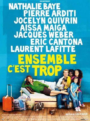 Razem to zbyt wiele / Ensemble cest trop (2010) PL DVDRip XviD-TRODAT / Lektor PL