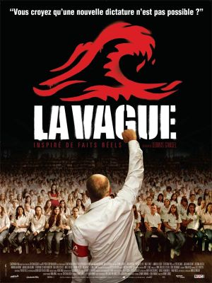 affiche la vague die welle poster