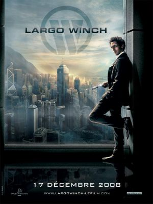 Affiche du film Largo Winch poster