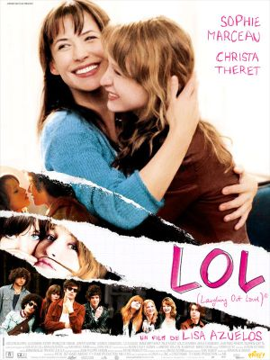 Affiche du film LOL (LAUGHING OUT LOUD) poster sophie marceau