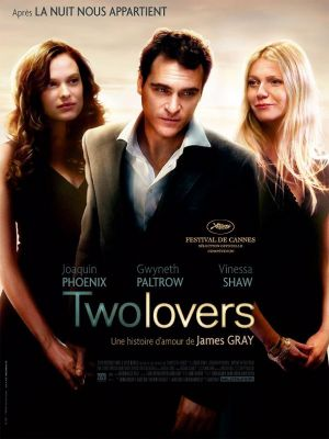 affiche Two lovers poster JOAQUIN PHOENIX , GWYNETH PALTROW